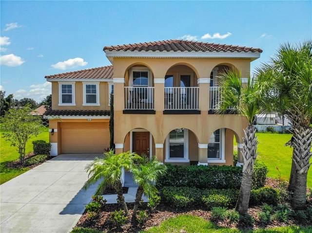 4131 Oaktree Drive, Davenport, FL 33837 (MLS #O5900042) :: Your Florida House Team