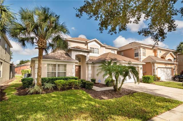 8511 Sunrise Key Drive, Kissimmee, FL 34747 (MLS #O5900053) :: The Light Team