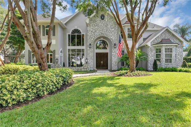 5005 Down Point Lane, Windermere, FL 34786 (MLS #O5900112) :: Alpha Equity Team