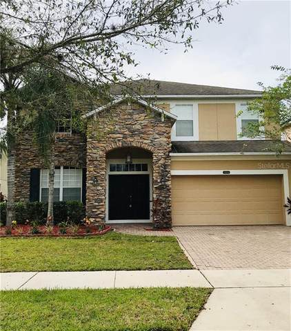 13002 Moss Park Ridge Drive, Orlando, FL 32832 (MLS #O5900134) :: Team Bohannon Keller Williams, Tampa Properties