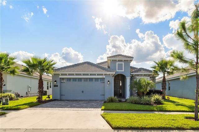 1503 Bunker Drive, Davenport, FL 33896 (MLS #O5900171) :: The Light Team