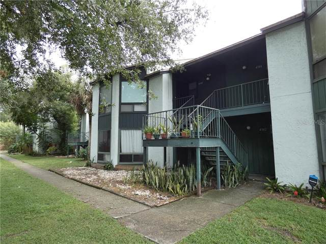 4340 Lakeway Drive 13-H, Orlando, FL 32839 (MLS #O5900191) :: Cartwright Realty