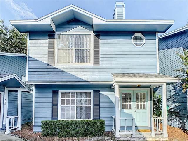 5960 Scotchwood Glen #105, Orlando, FL 32822 (MLS #O5900201) :: Bridge Realty Group