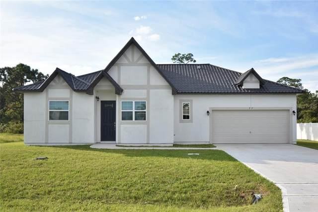 747 Fraser Court, Poinciana, FL 34759 (MLS #O5900246) :: Griffin Group