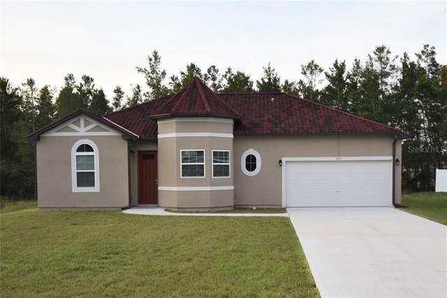 373 Daffodil Lane, Poinciana, FL 34759 (MLS #O5900248) :: Griffin Group