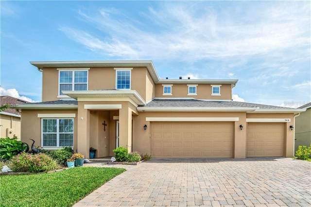 9438 Royal Vista Avenue, Clermont, FL 34711 (MLS #O5900264) :: Your Florida House Team