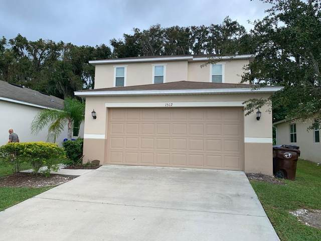 1512 Nature Trail, Kissimmee, FL 34746 (MLS #O5900288) :: Your Florida House Team