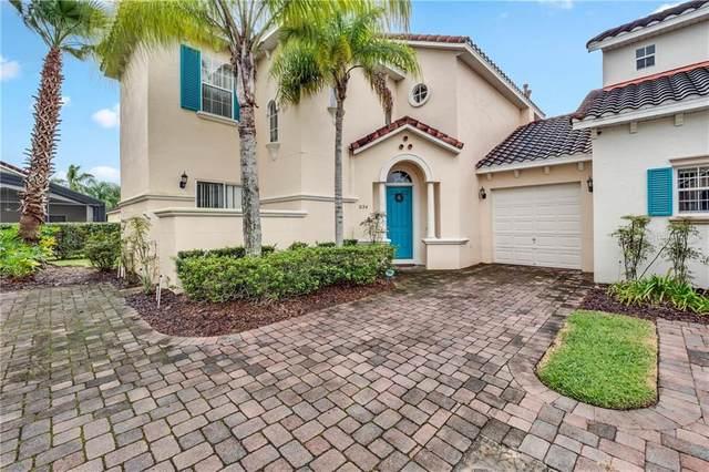 934 Brunello Drive, Davenport, FL 33897 (MLS #O5900304) :: Icon Premium Realty