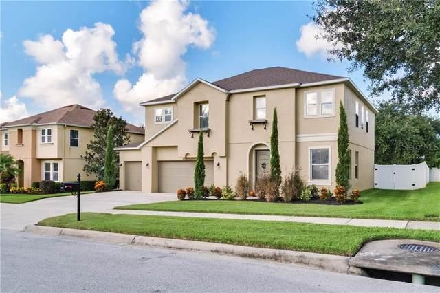 4689 Barbados Loop, Clermont, FL 34711 (MLS #O5900316) :: Frankenstein Home Team