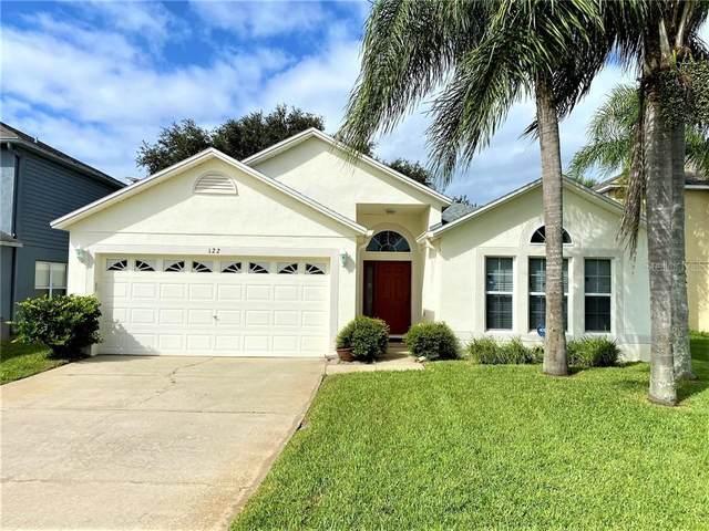 122 Monterey Oaks Drive, Sanford, FL 32771 (MLS #O5900356) :: Your Florida House Team