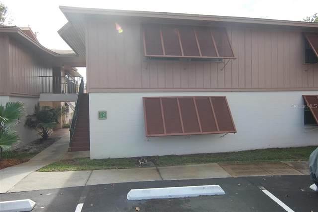 160 Live Oak Woods Court 7D, Deltona, FL 32725 (MLS #O5900383) :: Pepine Realty