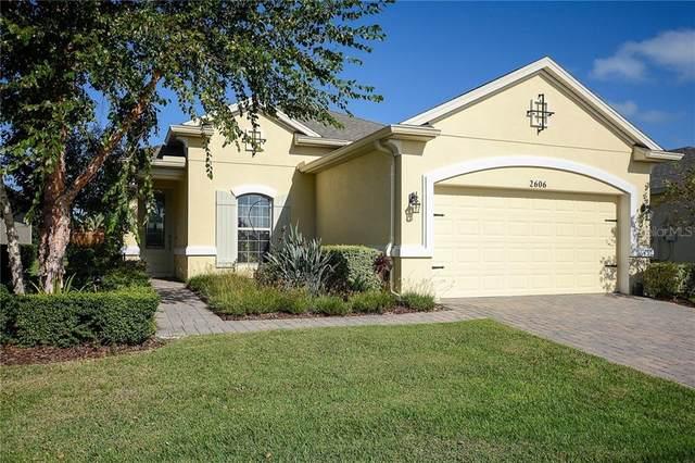2606 Stargrass Circle, Clermont, FL 34715 (MLS #O5900434) :: MavRealty