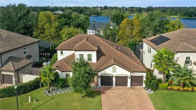 1468 Via Sangro Place, Winter Park, FL 32792 (MLS #O5900437) :: Pepine Realty