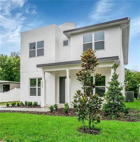 206 E Grant Street #1, Orlando, FL 32806 (MLS #O5900441) :: Pepine Realty
