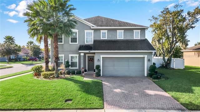 601 Grassy Stone Drive, Winter Garden, FL 34787 (MLS #O5900452) :: Frankenstein Home Team