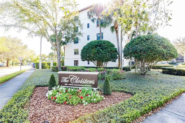 100 S Interlachen Avenue 507F, Winter Park, FL 32789 (MLS #O5900456) :: Alpha Equity Team