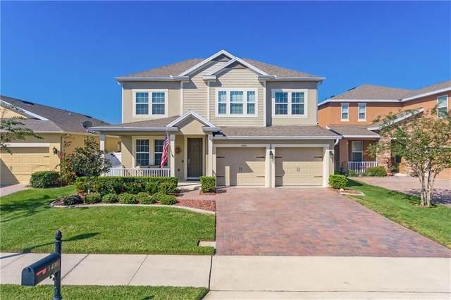 1496 Caterpillar Street, Saint Cloud, FL 34771 (MLS #O5900469) :: Keller Williams Realty Peace River Partners