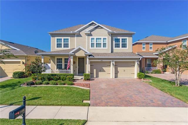 1496 Caterpillar Street, Saint Cloud, FL 34771 (MLS #O5900469) :: GO Realty