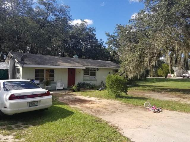 348 Shady Oak Avenue, Lake Wales, FL 33898 (MLS #O5900515) :: The Paxton Group