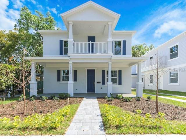 2409 Amherst Avenue, Orlando, FL 32804 (MLS #O5900554) :: Bustamante Real Estate