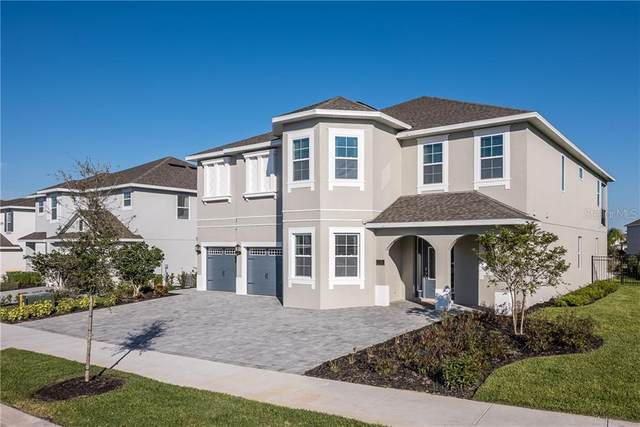 7725 Fairfax Drive, Kissimmee, FL 34747 (MLS #O5900563) :: The Light Team