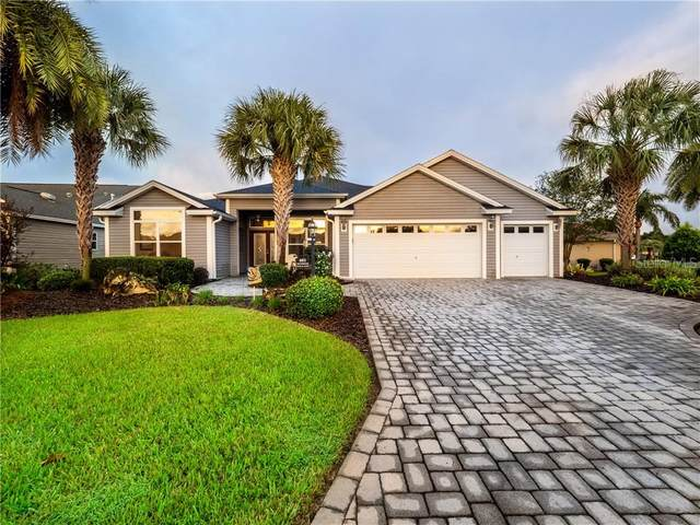 601 Shalimar Street, The Villages, FL 32162 (MLS #O5900587) :: Realty Executives in The Villages