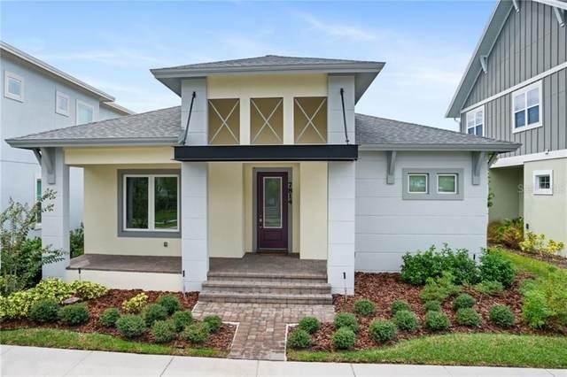 7814 Dausset Street, Orlando, FL 32827 (MLS #O5900601) :: Sarasota Home Specialists
