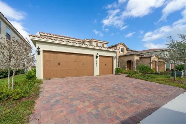 10425 Siddington Drive, Orlando, FL 32832 (MLS #O5900677) :: The Light Team