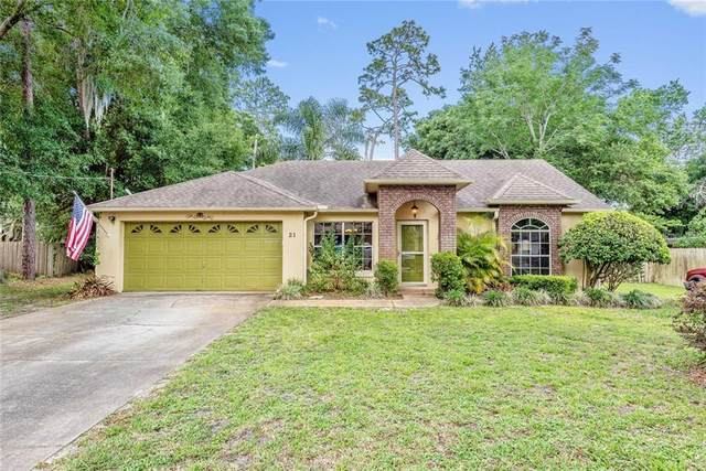 21 Lilac Drive, Debary, FL 32713 (MLS #O5900720) :: Frankenstein Home Team
