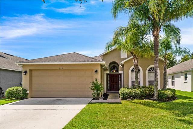 2436 Oakington St, Winter Garden, FL 34787 (MLS #O5900790) :: Frankenstein Home Team