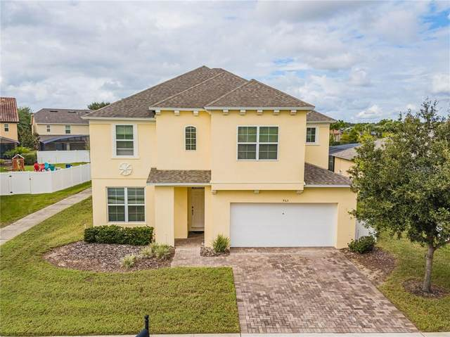 963 Suffolk Place, Davenport, FL 33896 (MLS #O5900807) :: The Paxton Group