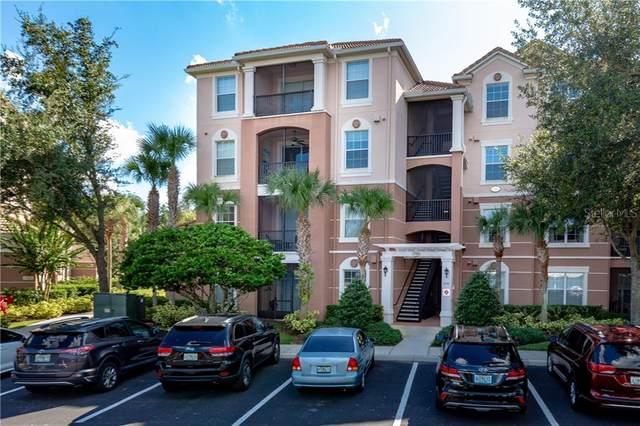 8304 Portofino Drive #205, Davenport, FL 33896 (MLS #O5900878) :: Globalwide Realty