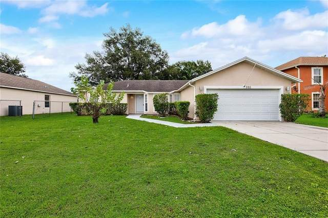 915 Derbyshire Drive, Kissimmee, FL 34758 (MLS #O5900902) :: Your Florida House Team