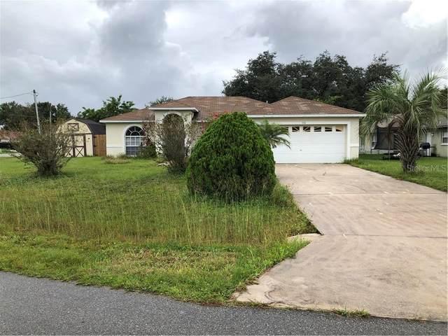 530 Cardinal Drive, Poinciana, FL 34759 (MLS #O5900947) :: The Nathan Bangs Group