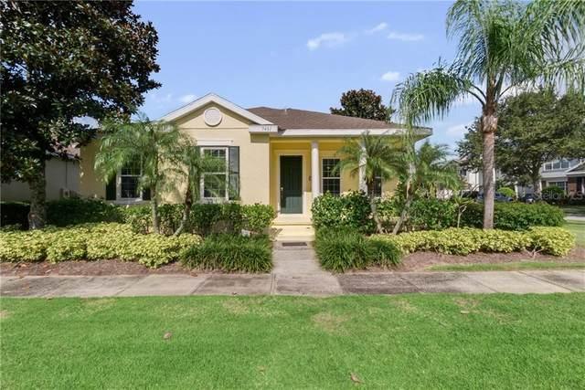 7401 Velleux Street, Reunion, FL 34747 (MLS #O5900991) :: Florida Real Estate Sellers at Keller Williams Realty