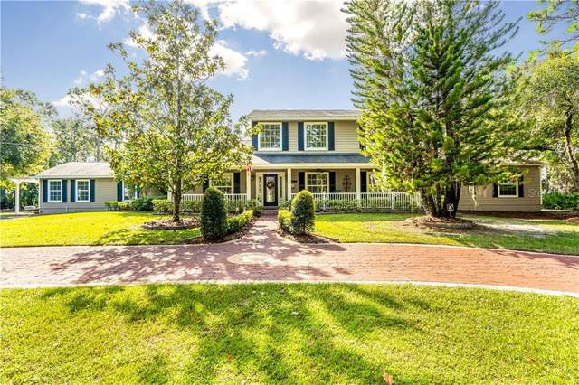 5200 Moore Street, Saint Cloud, FL 34771 (MLS #O5901069) :: Griffin Group
