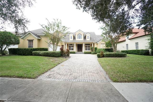 6138 S Hampshire Court #2, Windermere, FL 34786 (MLS #O5901075) :: Florida Life Real Estate Group