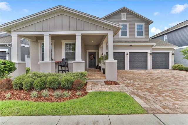 9271 Bradleigh Drive, Winter Garden, FL 34787 (MLS #O5901147) :: Frankenstein Home Team
