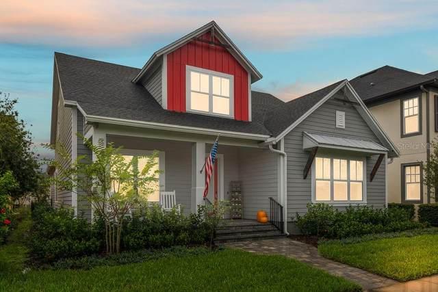 13786 Walcott Avenue, Orlando, FL 32827 (MLS #O5901154) :: The Light Team