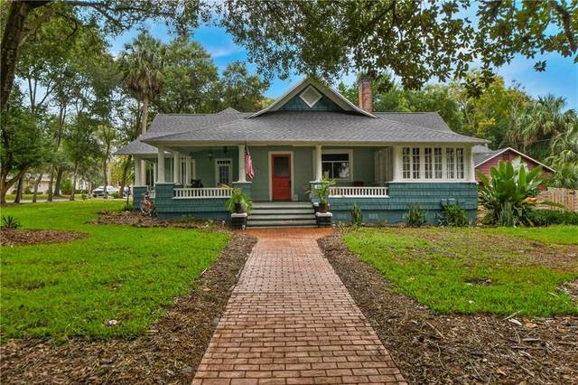 644 N Mcdonald St, Mount Dora, FL 32757 (MLS #O5901162) :: Bridge Realty Group