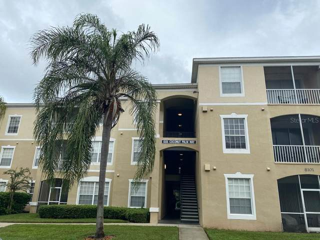 8101 Coconut Palm Way #303, Kissimmee, FL 34747 (MLS #O5901166) :: Bridge Realty Group
