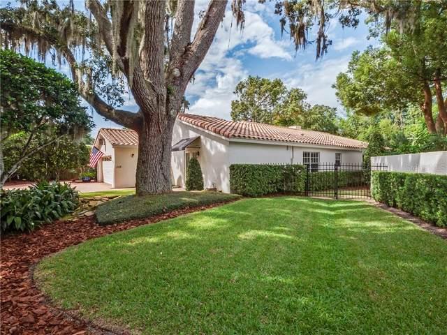 345 Sylvan Boulevard, Winter Park, FL 32789 (MLS #O5901183) :: Baird Realty Group