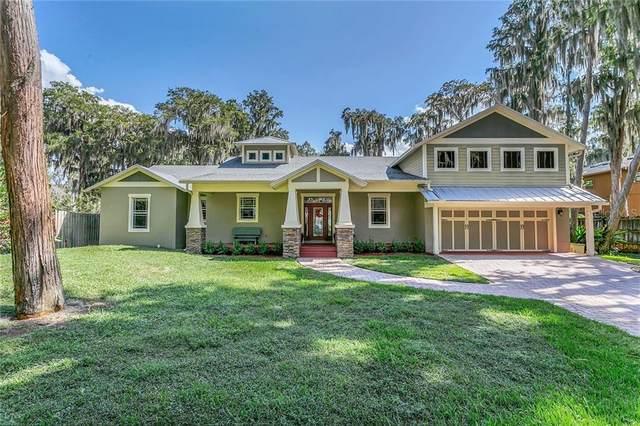 9018 Edgewater Drive, Clermont, FL 34711 (MLS #O5901279) :: Frankenstein Home Team