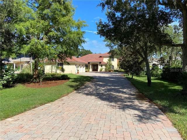 201 Ranken Drive, Edgewater, FL 32141 (MLS #O5901384) :: Prestige Home Realty