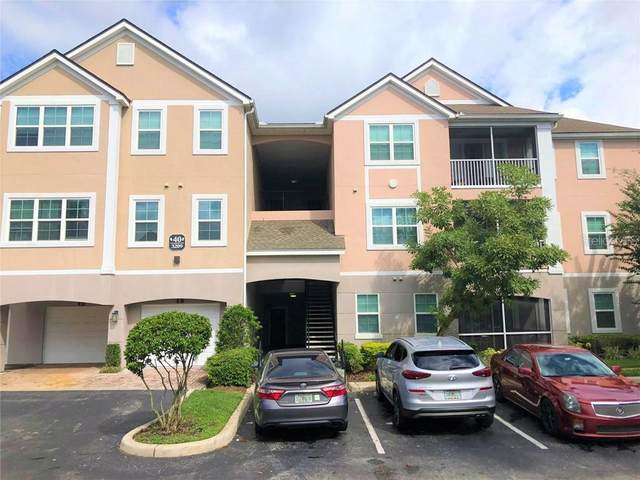3209 Parkchester Square Boulevard #107, Orlando, FL 32835 (MLS #O5901385) :: Bustamante Real Estate
