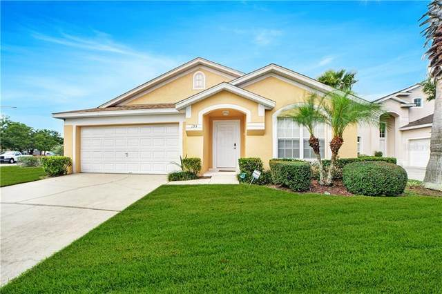 193 Kellygreen Avenue, Davenport, FL 33897 (MLS #O5901424) :: The Paxton Group