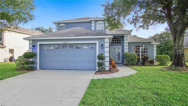 2807 Drifting Lilly Loop, Kissimmee, FL 34747 (MLS #O5901432) :: Griffin Group