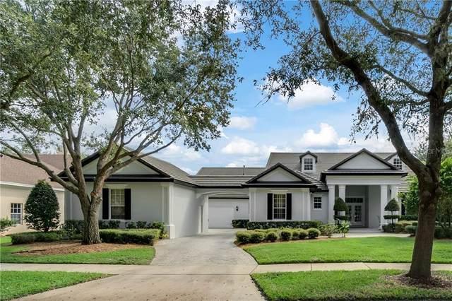 8430 Lake Burden Circle, Windermere, FL 34786 (MLS #O5901461) :: Florida Life Real Estate Group