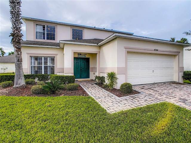 4768 Cumbrian Lakes Drive, Kissimmee, FL 34746 (MLS #O5901489) :: The Paxton Group