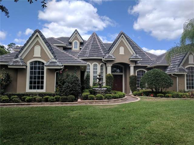 1091 Henley Downs Place, Heathrow, FL 32746 (MLS #O5901506) :: Real Estate Chicks